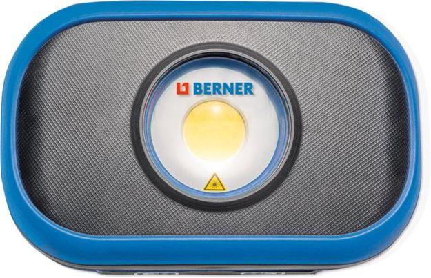 Image sur Mini projecteur LED 10W + câble et chargeur 230V